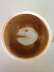 Today's latte, WOWI on http://www.alc.co.jp/