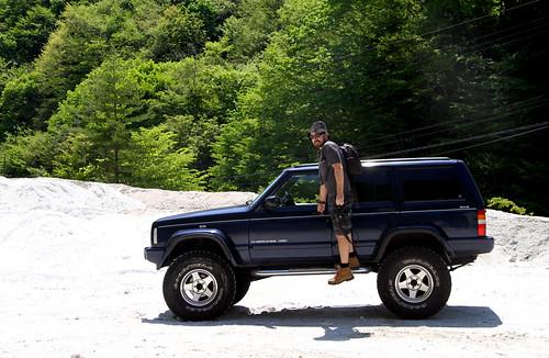 Este jeep es mío
