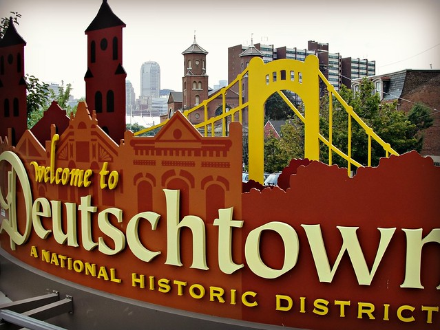 Pennsylvania ~ Pittsburgh Deutschtown