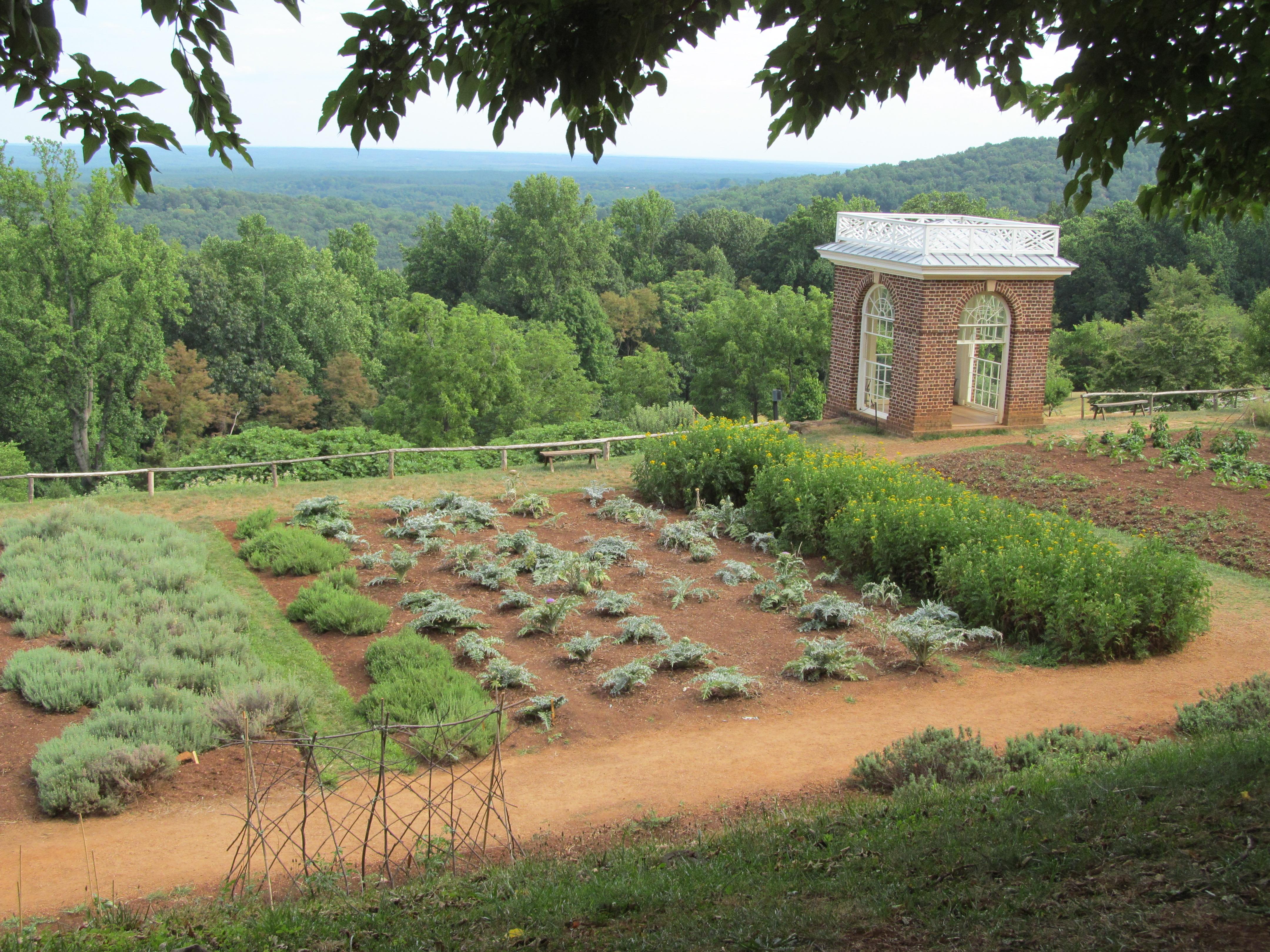 Monticello Gardens 28 Images Monticello S Gardener