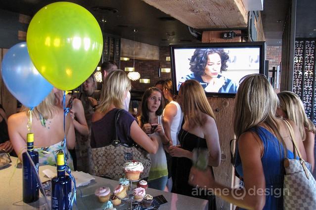 Cupcake Vodka Launch at V Lounge-7