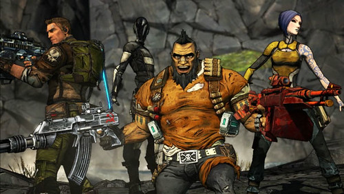 Borderlands 2 Co-Op Builds Strategy Guide - Gunzerker