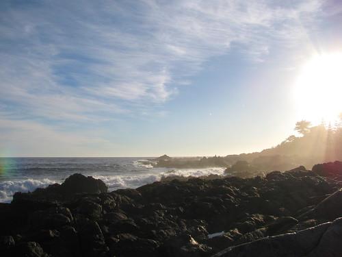 Playa de Isla Negra by Miradas Compartidas