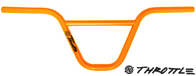 PS Nitrous Throttle Orange