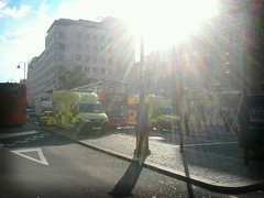 Charing cross accident