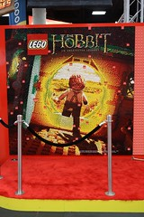 SDCC LEGO Mural - 4