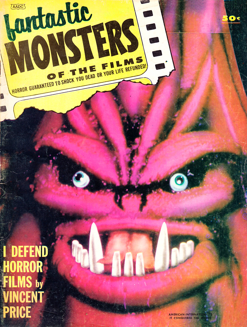 Fantastic Monsters Of The Films - 4