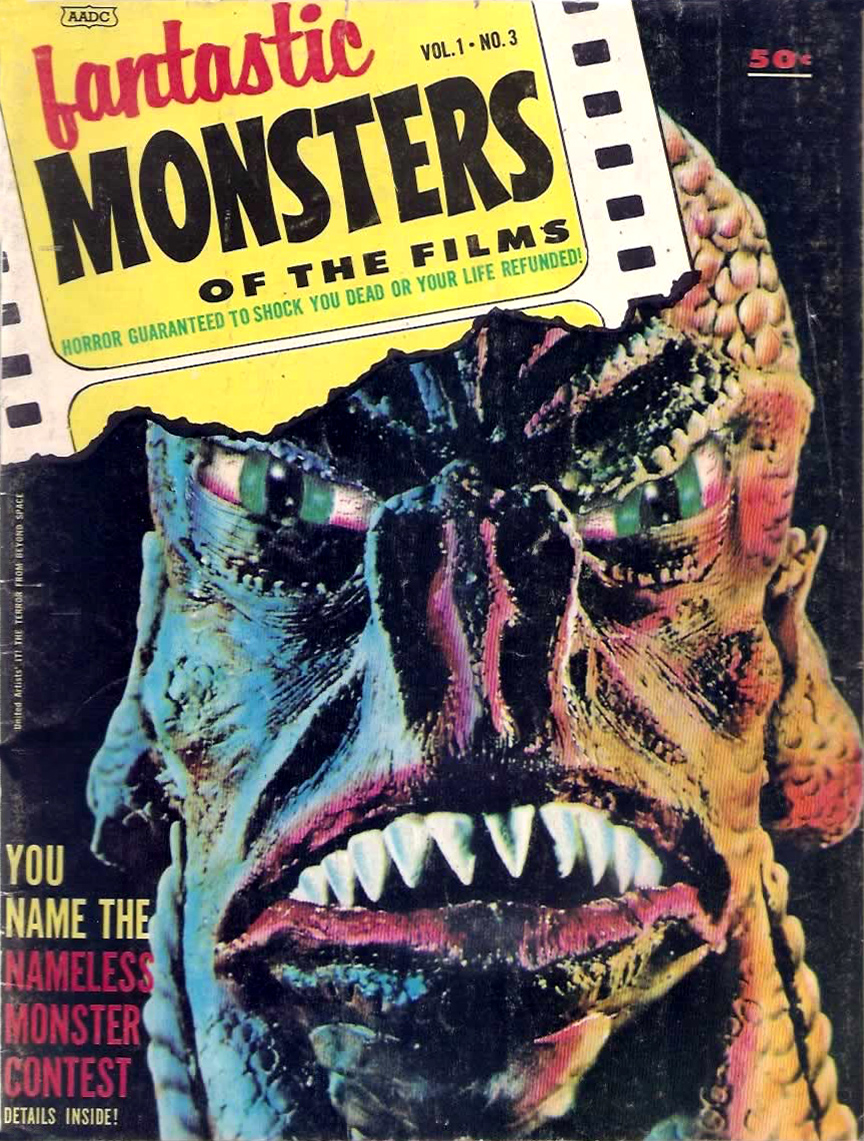 Fantastic Monsters Of The Films - 3