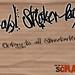 Project Scrawl Sticker Box by Scrawl Graffitishop Graz [SEND US YOUR STICKERS!!]