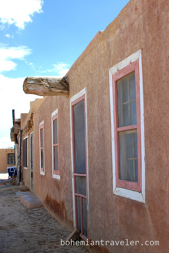 a structure at Acoma Pueblo Sky City (4)