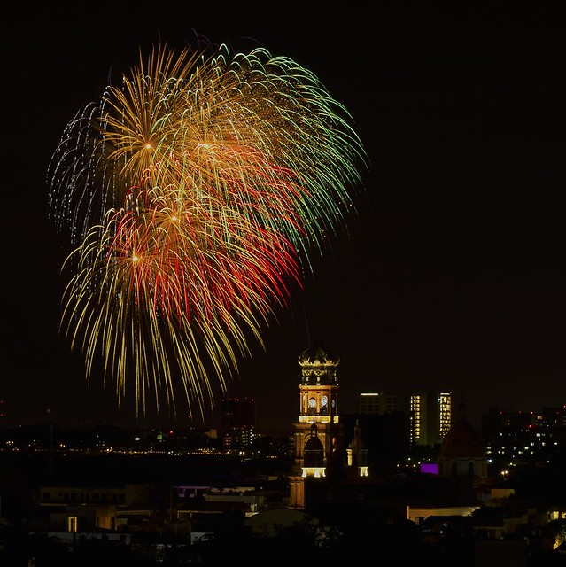 Fireworks 1080