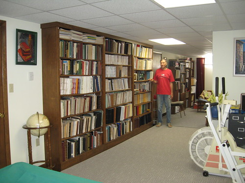 Dave Hirt library2