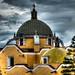 Iglesia de San Hipolito Xochiltenango por JaimeFlores