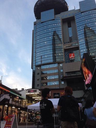 赤坂サカス「夏サカス~笑顔の扉~ 2012」は2012年9月2日まで開催中!