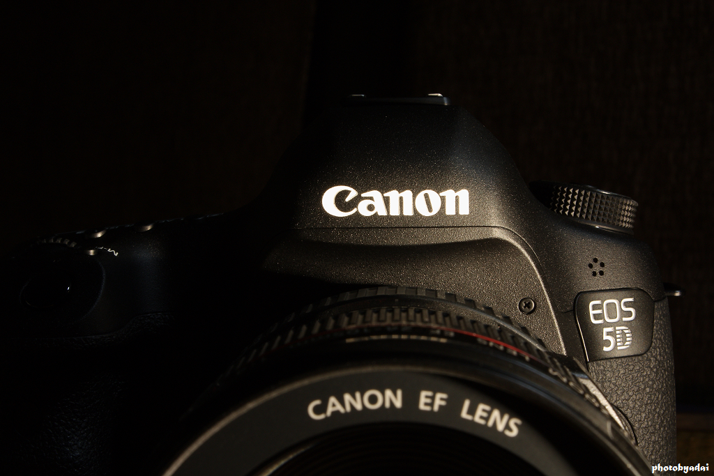 2012.7.23 Canon EOS 5D Mark III Unboxing