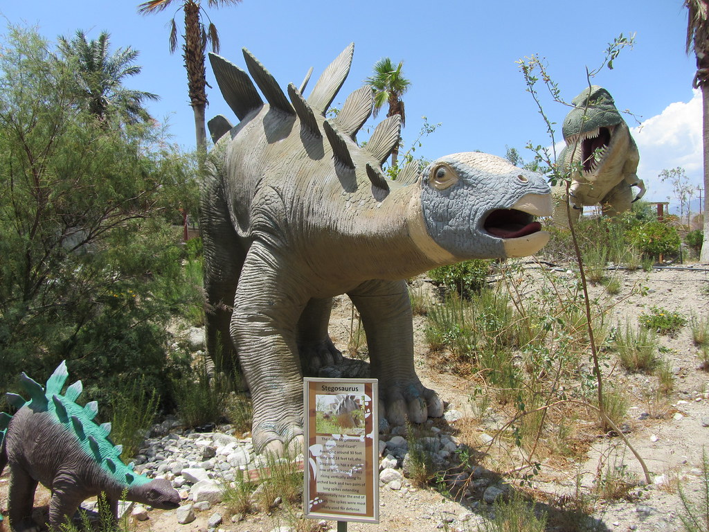Dinosaurs of the Creationist Museum