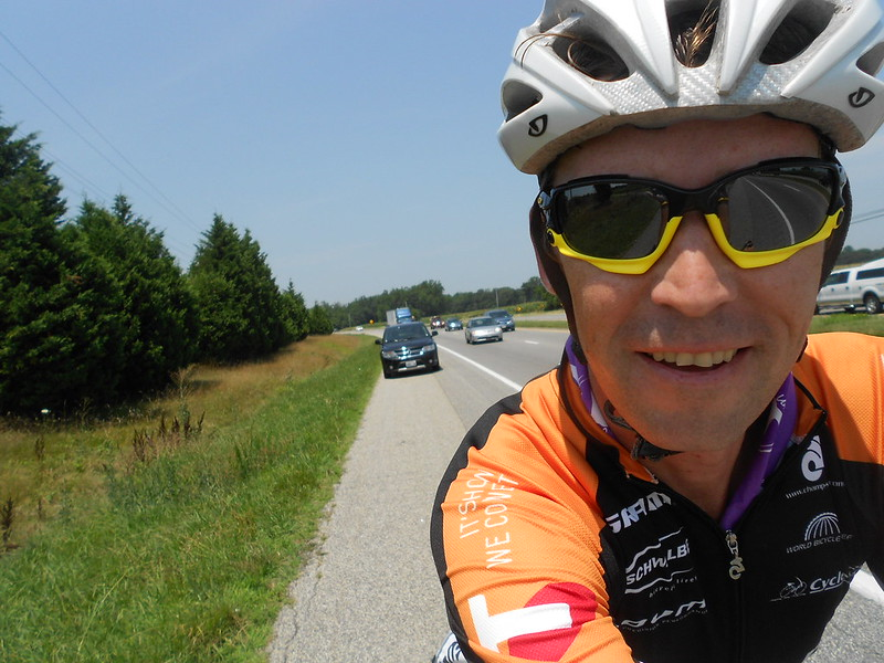 TLR tour USA, Day 50, Washington DC to Cape May