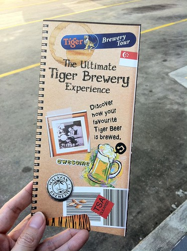 Tour of Tiger Brewery