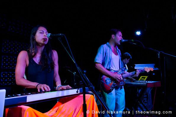 St. Lucia @ The Casbah, San Diego 7/25/12