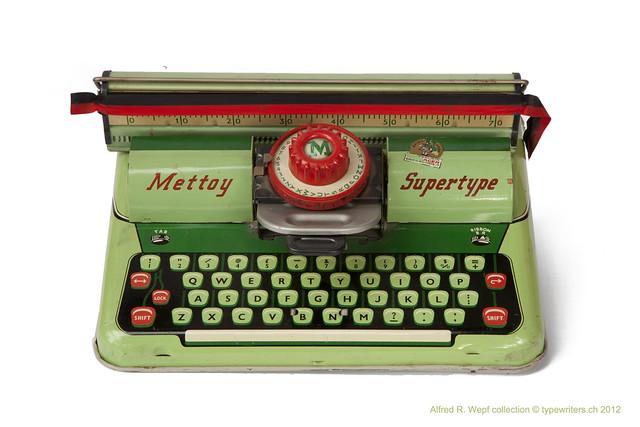 Mettoy Supertype