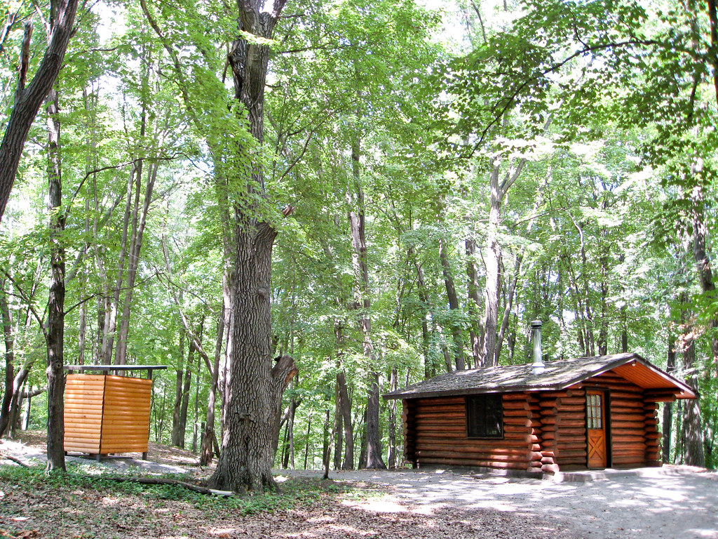 Camping Cabin at Lake Maria State Park