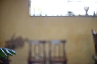 Scene@ a cafe_カフェのシーン