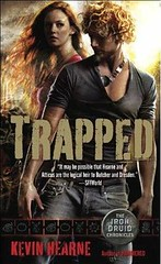November 27th 2012 by Random House Publishing Group         Trapped (Iron Druid Chronicles #5) by Kevin Hearne