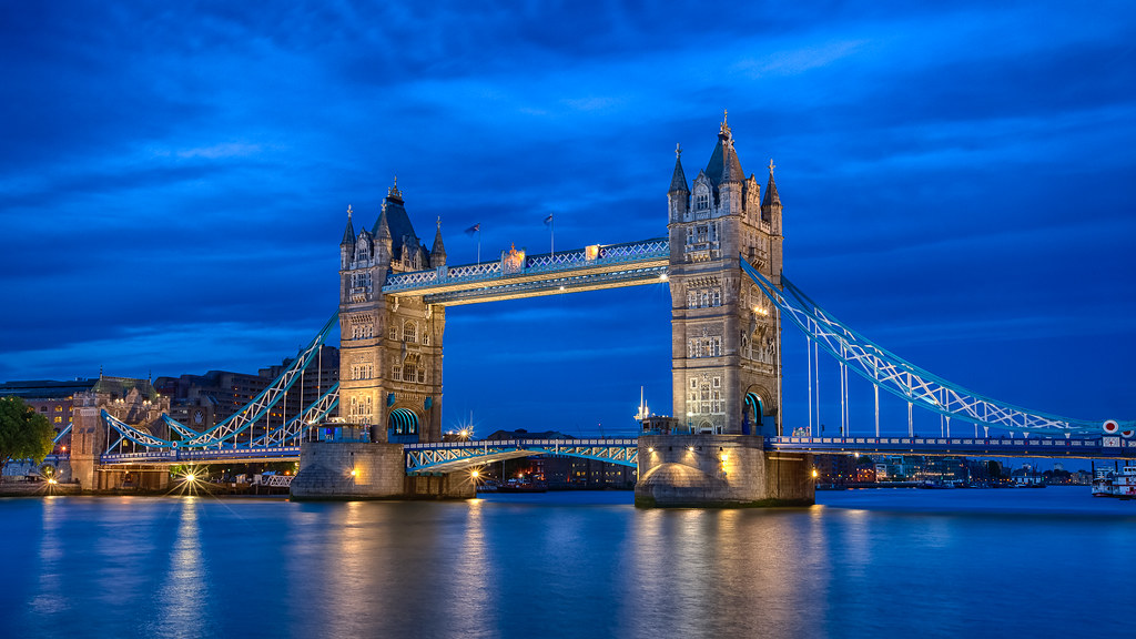 Tower Bridge- London