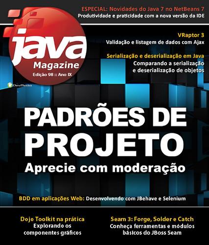Java Magazine 98