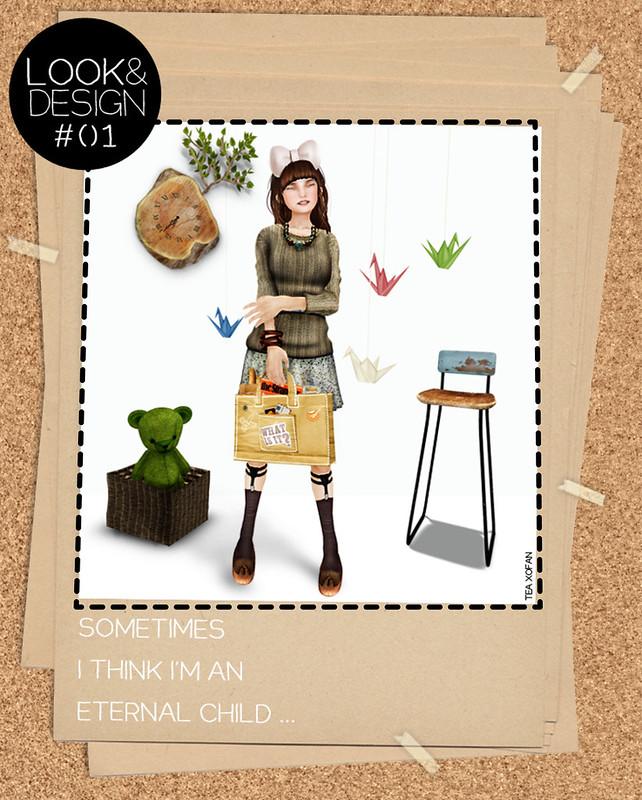 LOOK&DESIGN #01