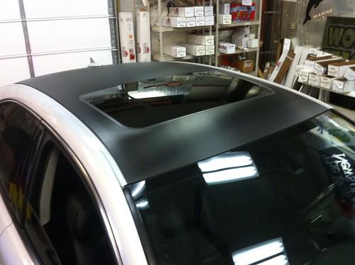 carbon lexus roof 2