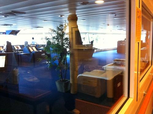 Norwegian Pearl - Looking Into Bridge
