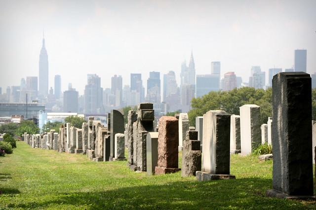 Calvary Cementery, Queens, NY