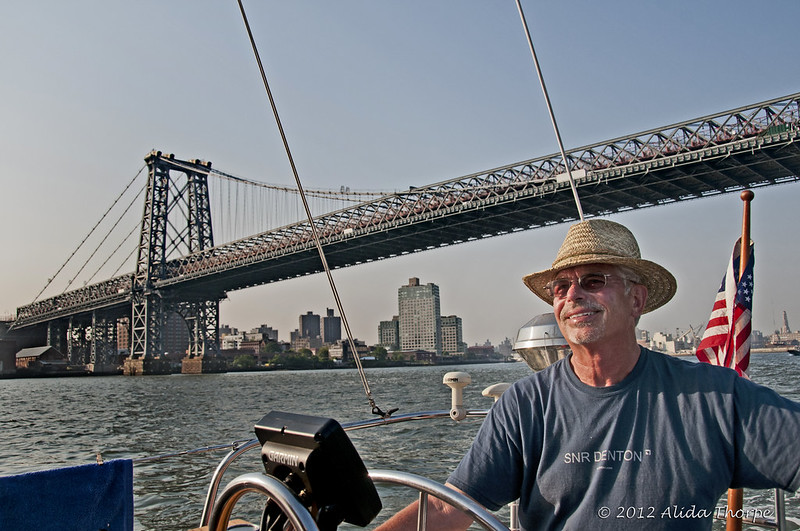 Dave & Williamsburg Bridge