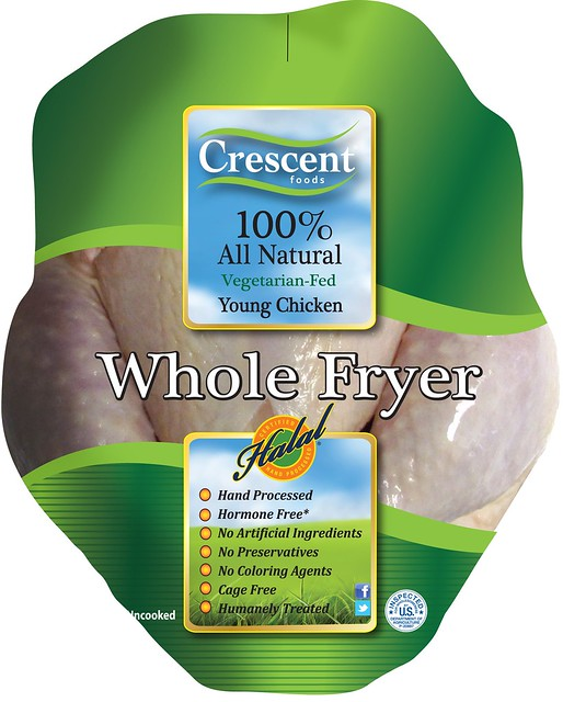 Crescent Foods Whole Fryer