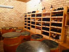 wine cellar(1.0), furniture(1.0), wood(1.0), winery(1.0), interior design(1.0),