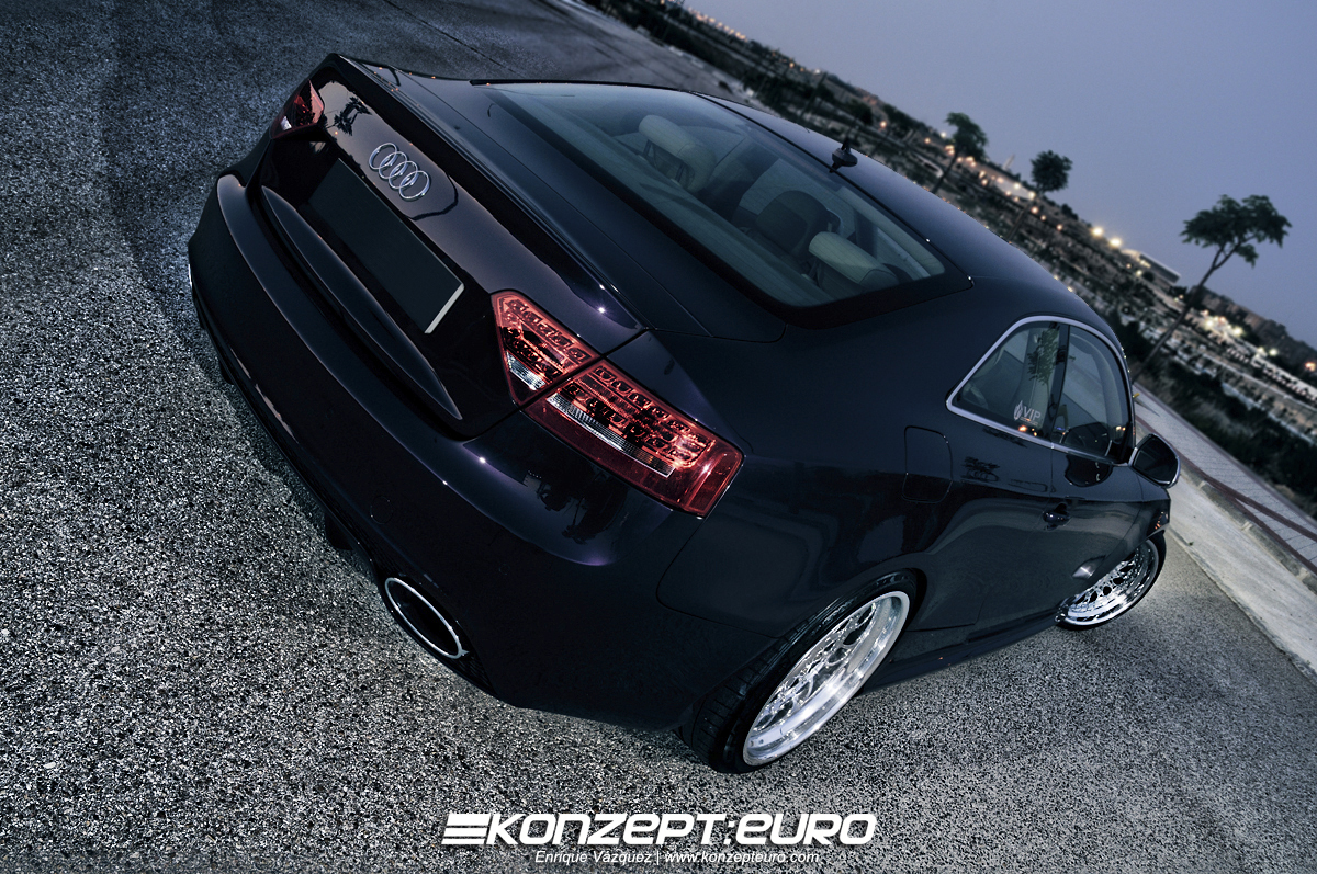 Raúl´s Audi A5