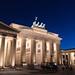 Brandenburg Gate by RuggyBearLA
