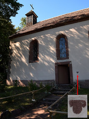 Chapelle Saint-Michel, St-Jean-Saverne - Alsace - Photo of Vilsberg