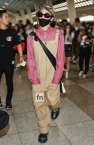 BIGBANG Gimpo to Jeju 2015-05-19 2015-05-19 02