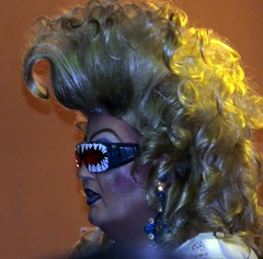 Holy cow, that's a big wig #daysofthedead.