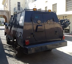 LAPD - Cadillac Gage Ranger Armored Vehicle (6)