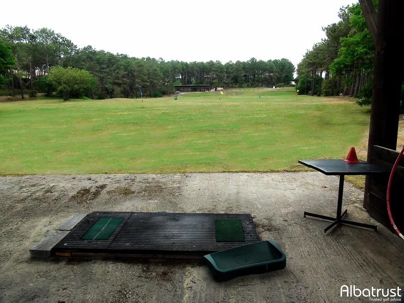photo du golf Garden Golf de Lacanau Océan - UGOLF - Practice - Putting green