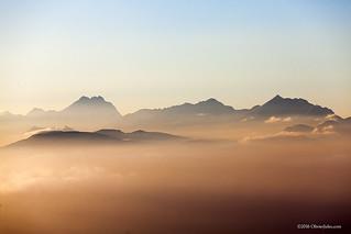 sui monti con chiarett
