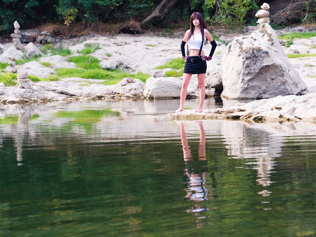 related image - Shooting Tifa Lockhart - Final Fantasy - Gorges de l'Hérault - 2016-08-17- P1520586