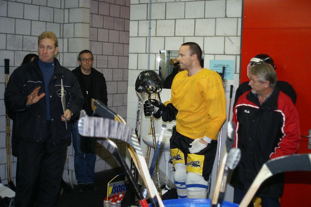 Training mit Ralph Krüger