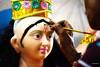 Durga Devi statue