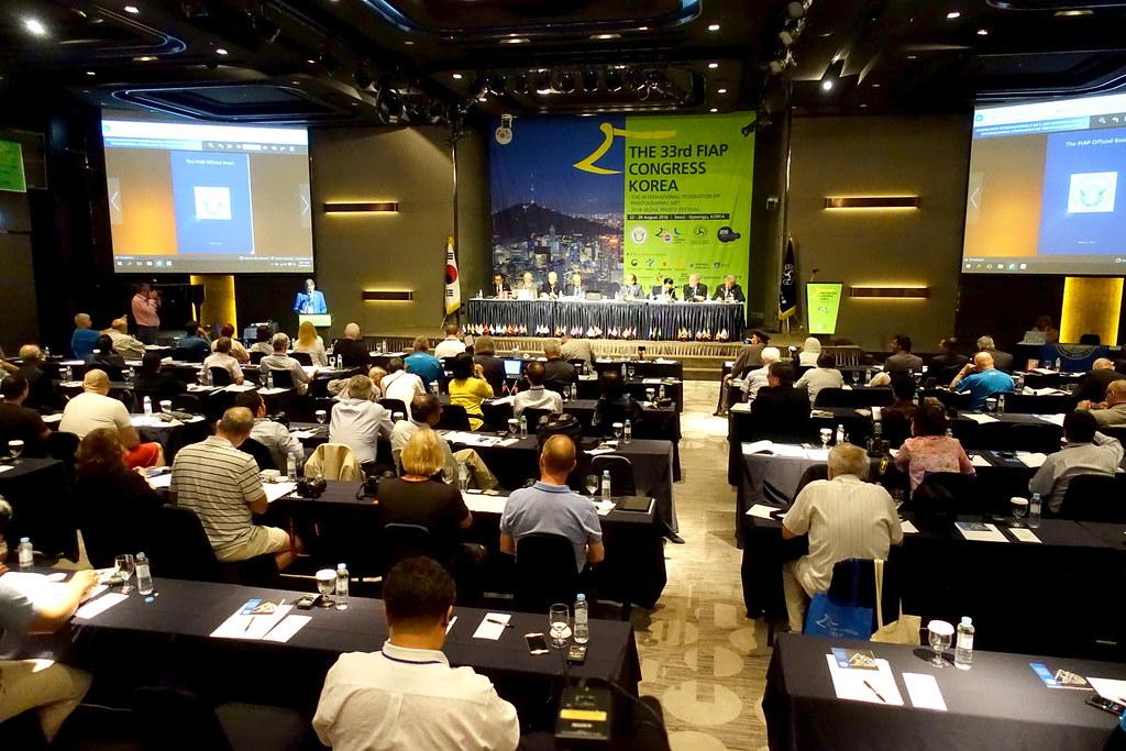 04 首場行政會議在南韓首爾舉行