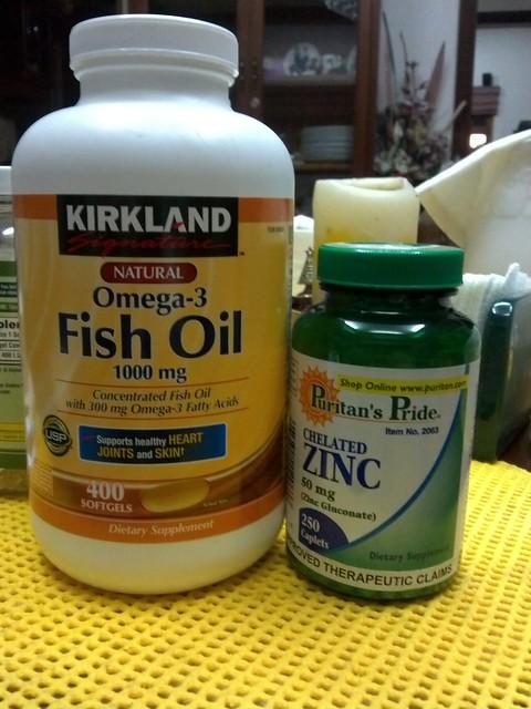Vitamin Supplements And Prescription Drugs