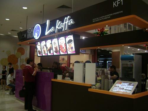 La kaffa chatime malaysia
